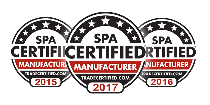 All American Spa- hot-tub-Spa-Certified-3logos