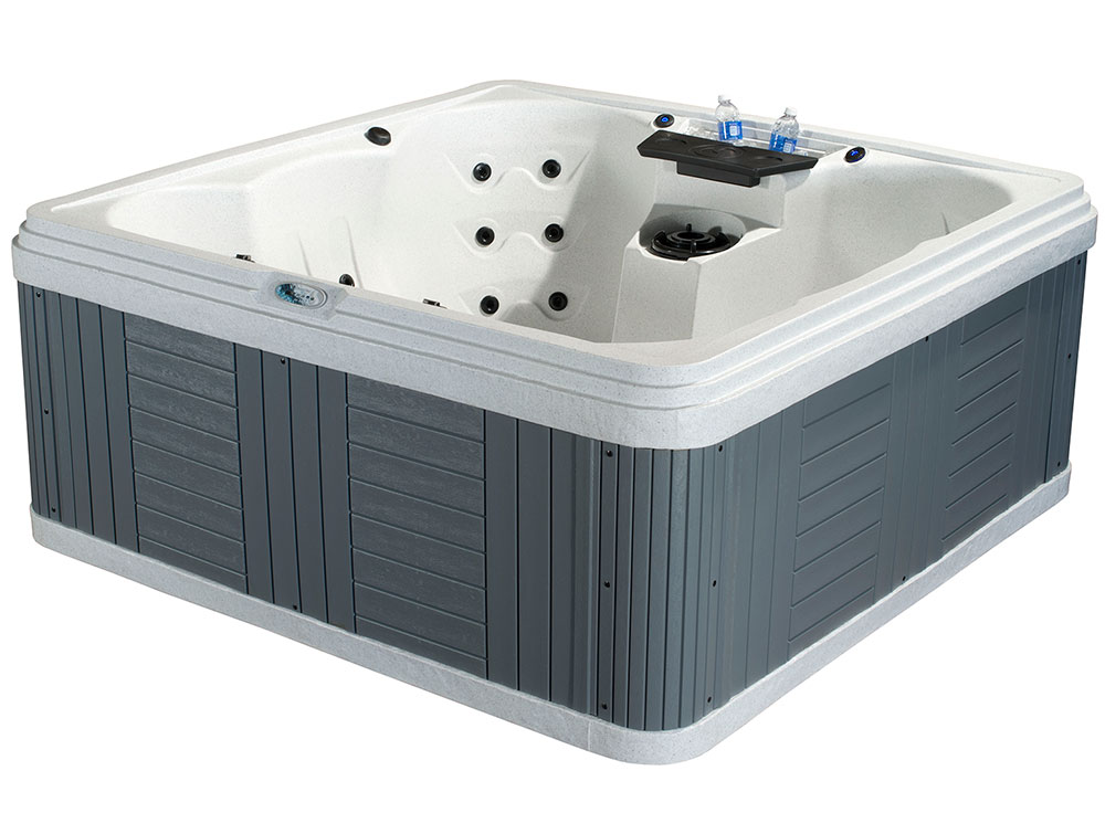 Palm Beach 7 Person Hot Tub With Smart Insulation | All American Spa