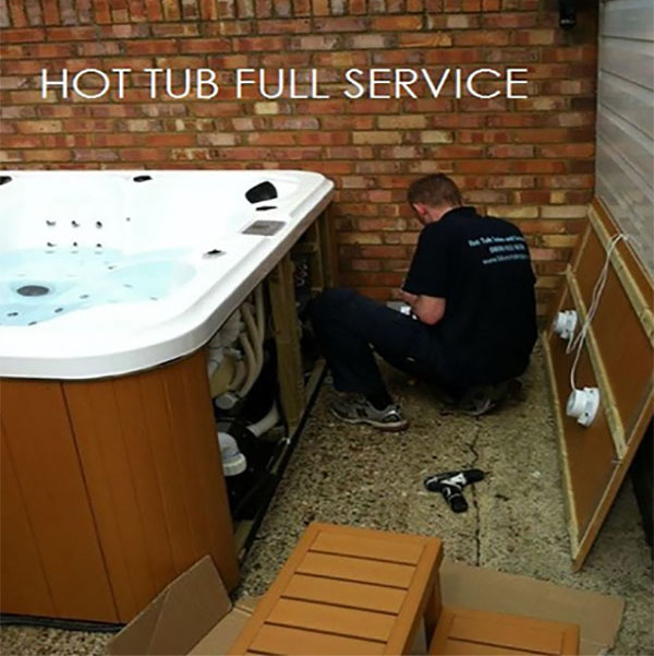 Hot Tub Full Service And Maintenance | All American Spa