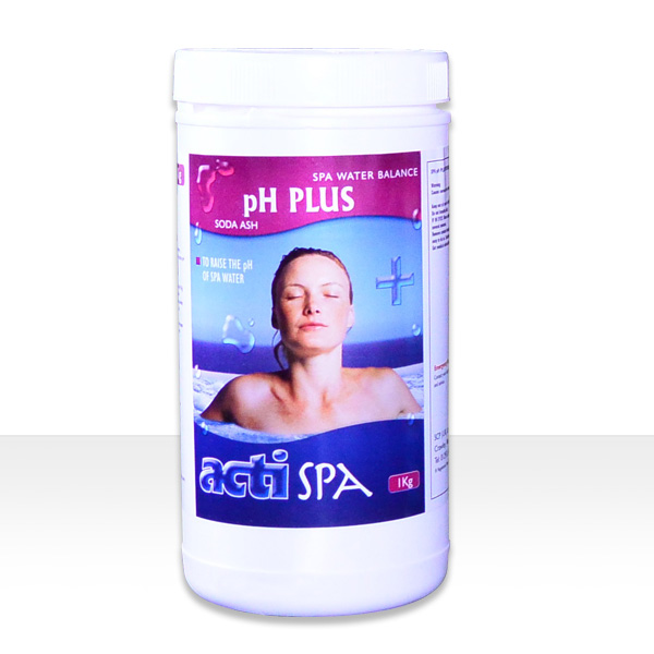 Hot Tub Spa Water pH Increaser Granules | All American Spa