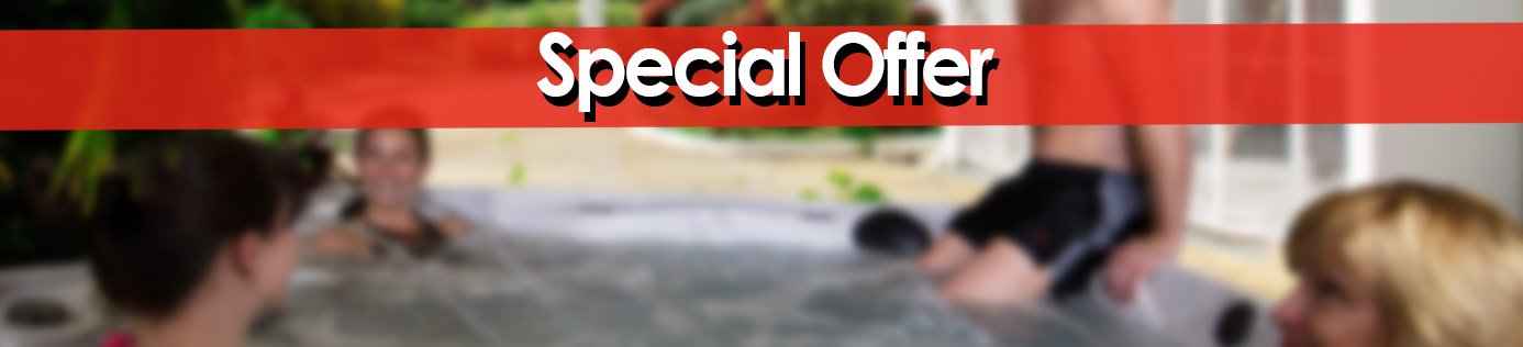 All American Spa | Special Offer
